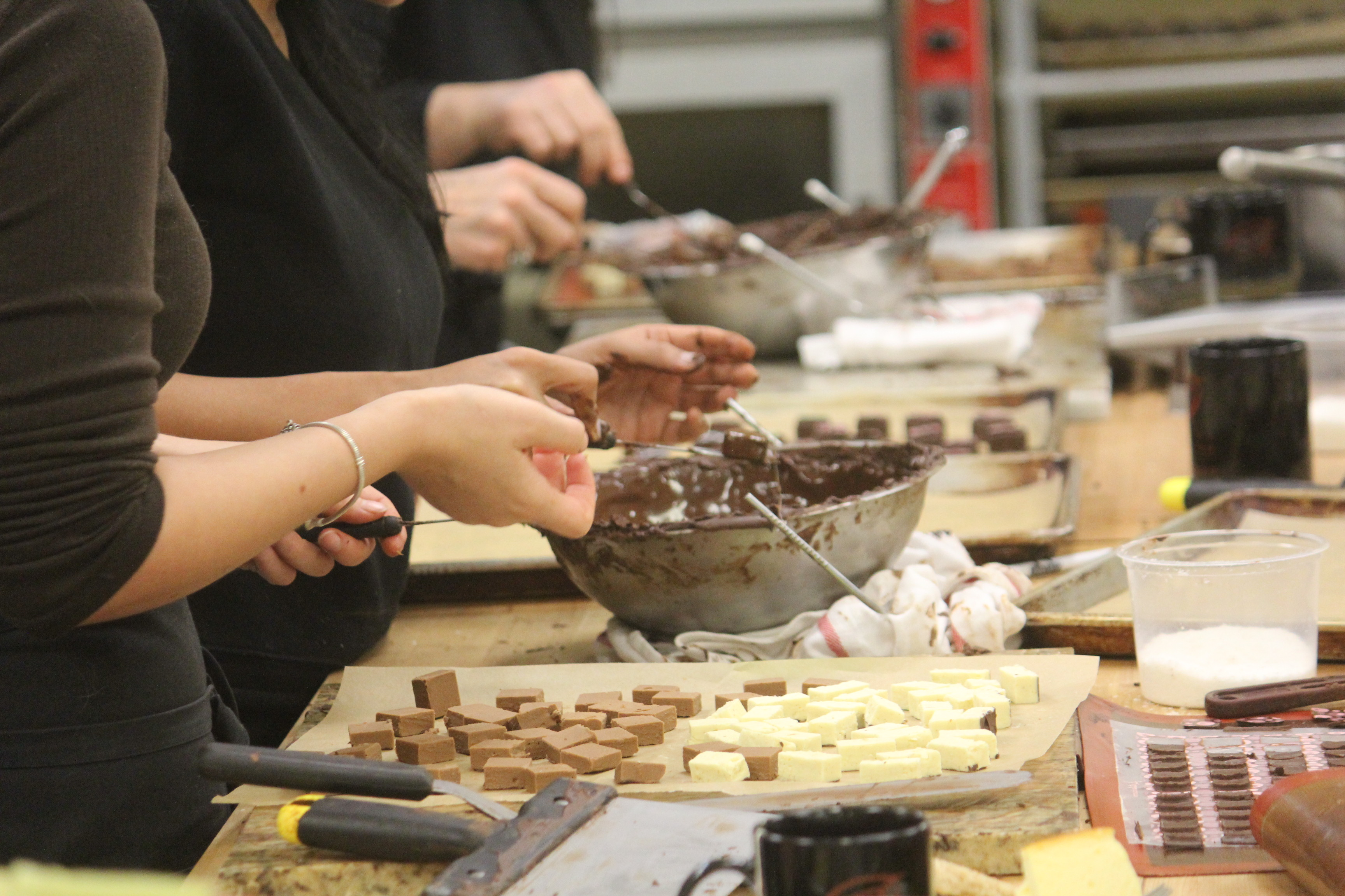 Gallery Pastry School And Pastry Training Centre Of